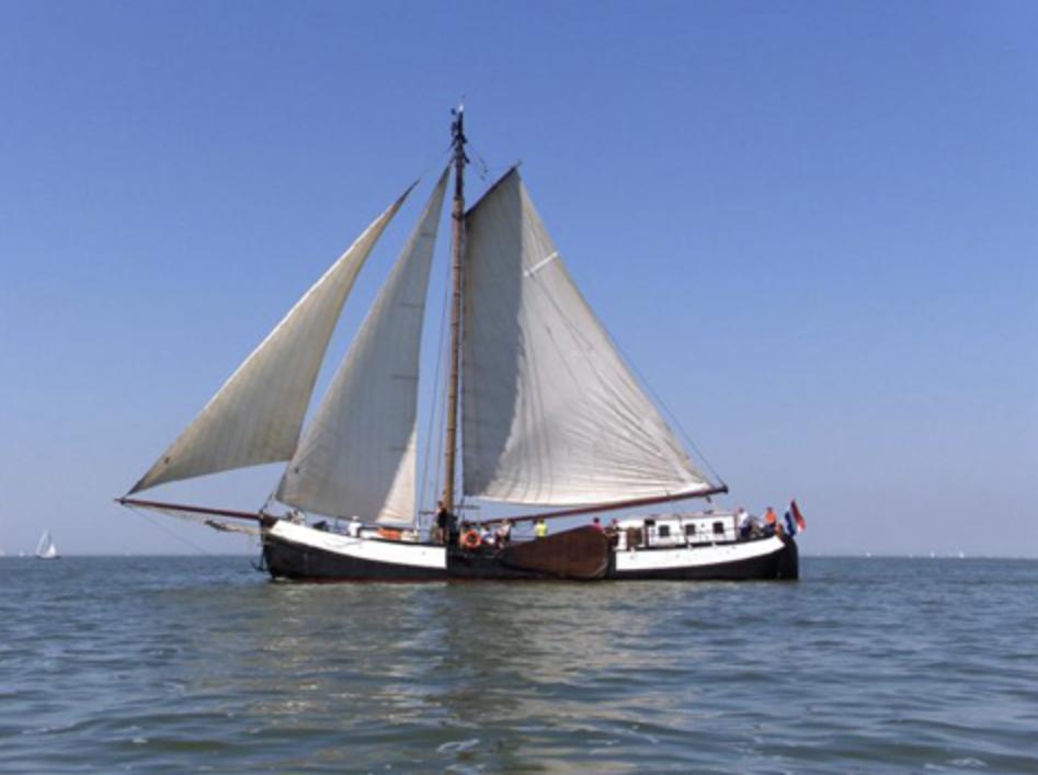 persoonlijke ontwikkeling aan boord zeilschip